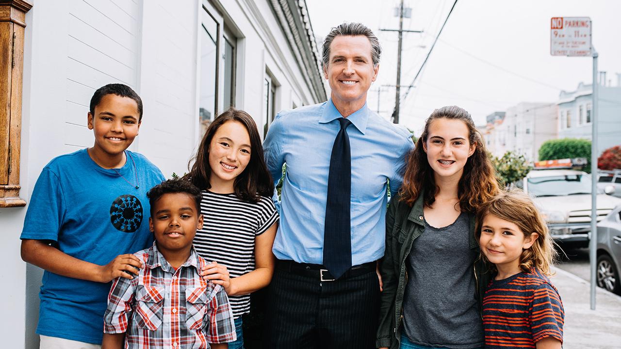 Tomorrow Governor Newsom To Visit Family Center To Highlight