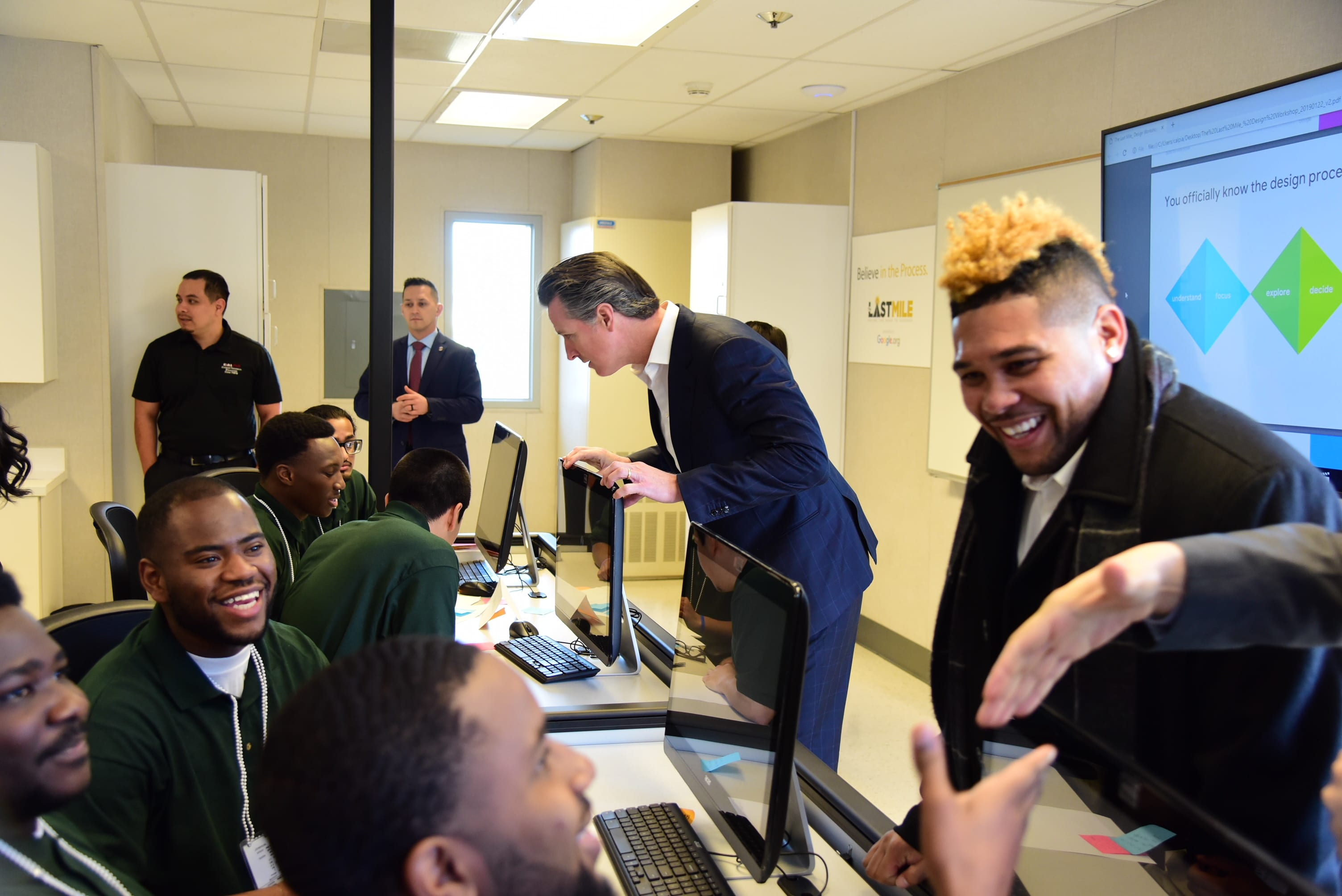 Governor Newsom Announces his Intention to End Juvenile Imprisonment in California as We Know It