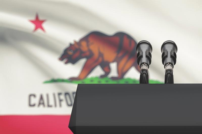 CA Flag.