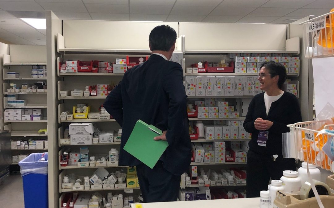 Governor Gavin Newsom Announces Santa Clara, Alameda & San Francisco Counties will Join State's Prescription Drug Single-Purchaser System