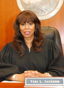 This is a picture of Judge Teri L. Jackson.
