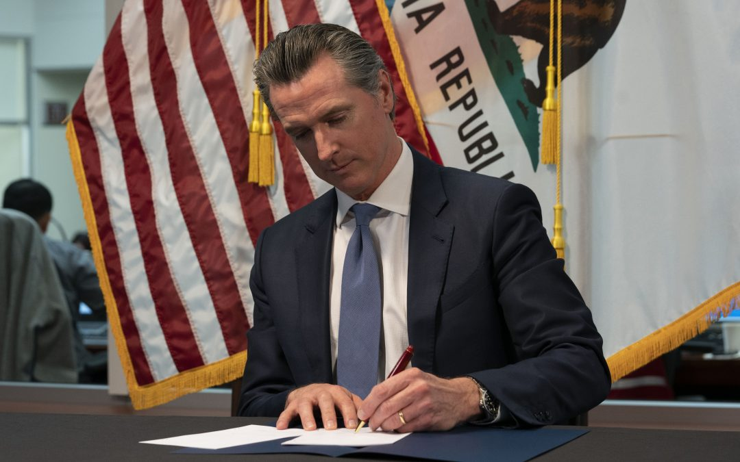 GovernorNewsom Takes Executive Action to Establish a Statewide Moratorium on Evictions
