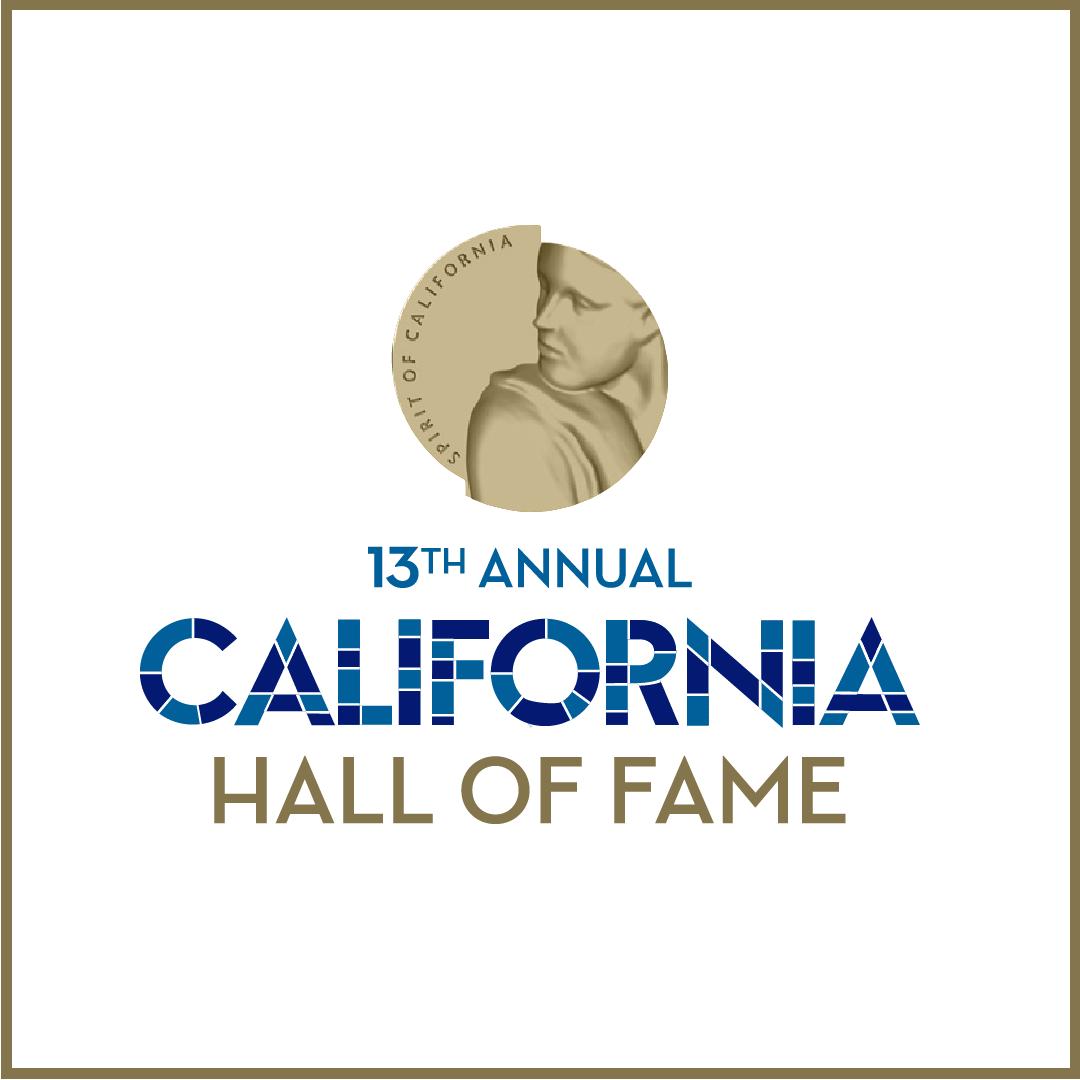 California Hall of Fame.