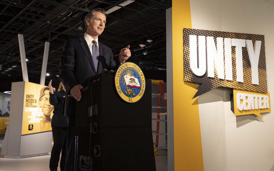 Governor Newsom Announces New Policing and Criminal Justice Reforms