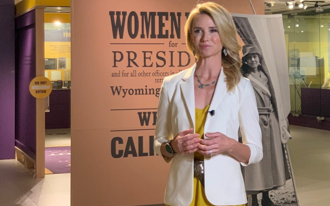 First Partner Jennifer Siebel Newsom Partners with Forward Into Light Campaign to Celebrate Suffrage Centennial: California State Capitol and City Halls Across the State to be Lit in Purple and Gold in Honor of the 100th Anniversary of the 19th Amendment