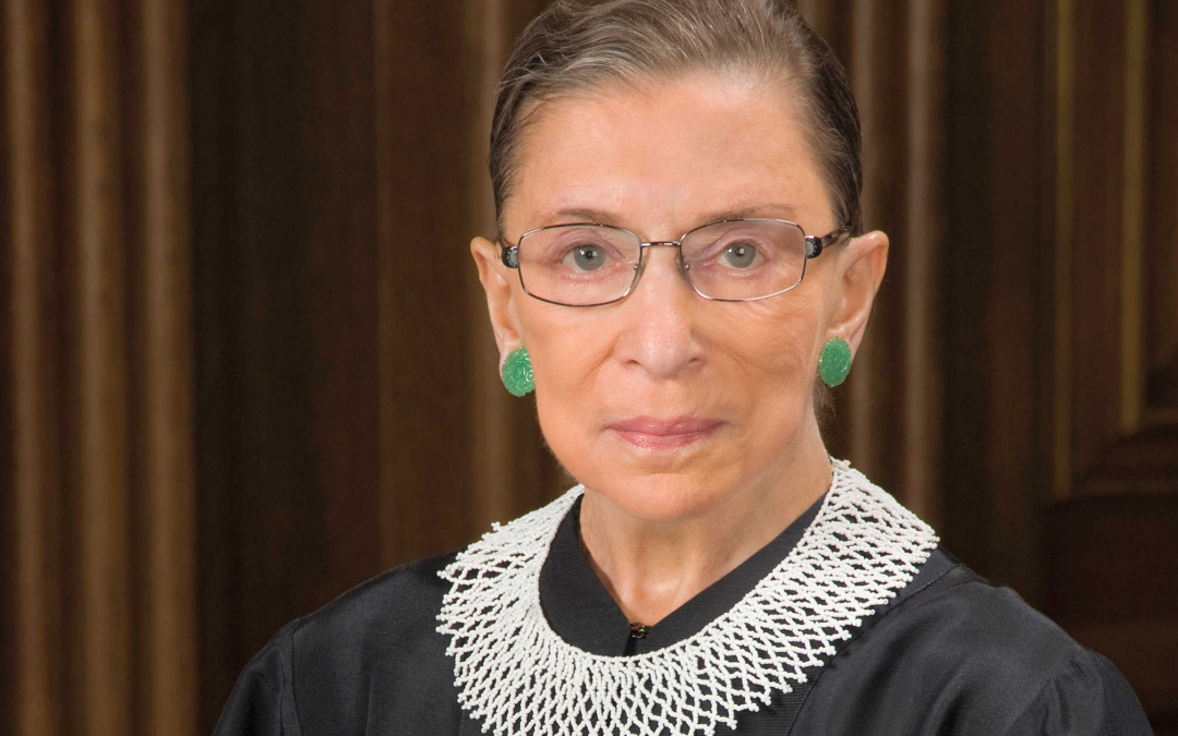 Governor Newsom Statement on the Passing of Associate Justice Ruth Bader Ginsburg