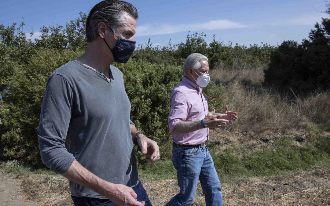 Governor Newsom Launches Innovative Strategies to Use California Land to Fight Climate Change, Conserve Biodiversity and Boost Climate Resilience