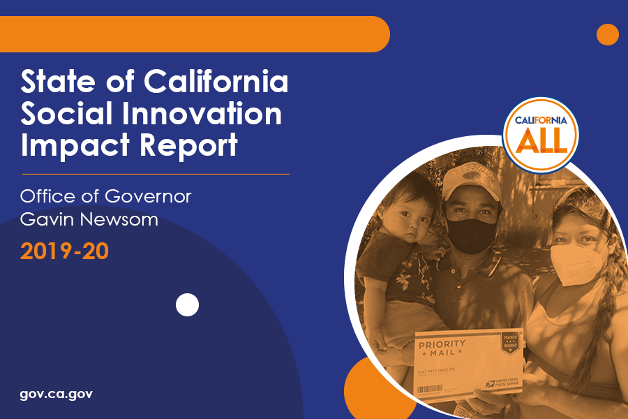 Governor Newsom Issues First-Ever Social Innovation Impact Report Highlighting $3.9 Billion in Corporate and Philanthropic Partnerships Aiding State's Housing Efforts, COVID-19 Response and More