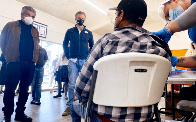 In Fresno, Governor Newsom Highlights New Central Valley Vaccine Initiatives, Expanded Statewide Network of Community-Based Organizations for COVID-19 Education and Outreach in Vulnerable Communities