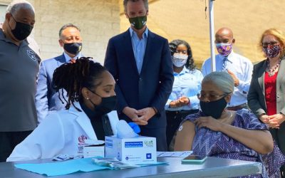 As Vaccine Eligibility Expands Statewide, California Partners with Nearly 200 Places of Worship to Ramp Up Equity-Centered Outreach