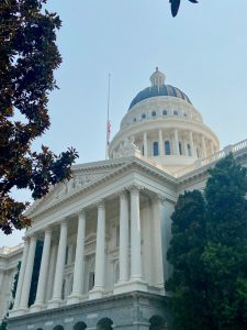 Capitol flags at half-staff